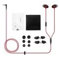 ขาย GEVO Audio Sport - Fi Gv3 เสียงรบกวนเฮดโฟนแบบเสียบหูพร้อมไมโครโฟนในตัว