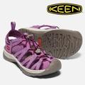 【Keen 美國】WHISPER 越野護趾涼鞋 運動涼鞋 休閒涼鞋 女款/1018229