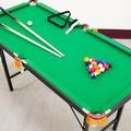 140X64升降折合型撞球台(內含完整配件)C167-Y1403折疊撞球桌撞球桿球杆摺疊遊戲台遊戲桌遊戲機