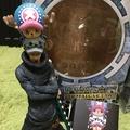 海賊王POP兩年後羅代理版+gk喬巴帽
