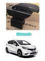 ที่ท้าวแขน ที่วางแขน ที่พักแขน ในรถ ตรงรุ่น Nissan Note  มี USB 7 ช่อง  / ARMREST CONSOLE BOX