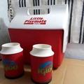 🚚 iGLOO正品冰桶長26高28寬20付杯子×2