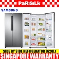 Samsung RS62K60A7SL Side by Side Refrigerator (620L)