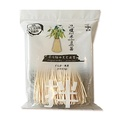 京其無毒麵 無毒日曬米豆簽5包組-原味麵+黑芝麻醬(120g/包)