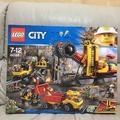 樂高 LEGO 60188 CITY 系列 採礦專家現場