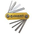 GIANT 九功能 工具組 摺疊工具 隨身型 攜帶型 捷安特 六角工具
