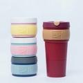 WAYCUP威客杯 環保杯 伸縮杯 折疊杯 隨身杯 咖啡杯 手搖杯 飲料杯  矽膠杯 嘖嘖杯 巧力杯 不塑之客 減碳