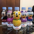 evian 限量版,2018 年 迪士尼聯名合作 迪士尼礦泉水造型瓶