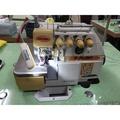 二手 台灣 銀箭 SIRUBA 747F 拷克車 工業用 縫紉機 附贈 LED燈 新輝針車有限公司