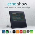 Amazon Echo Show - Black - intl