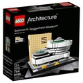 LEGO Architecture建築系列 21035 美國紐約市 所羅門.R.古根漢美術館