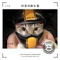 限量全罩式寵物機車頭盔日本同期發售安全帽寵物可愛安全帽