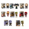 Funko POP Infinity War Iron Man Spiderman Thanos Widow Groot