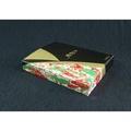 500組【501白膜 大五格 植物纖維餐盒+外層紙盒】植纖餐盒 紙餐盒 紙便當盒 日式餐盒 定食盒 大5格便當盒 還