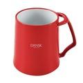 《DANSK》陶瓷馬克杯-紅色