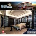 (瑪利歐假日不加價)台中最新-雲河概念MOTEL精品旅館「A房型雲河微醺車庫房」2~3小時休息+雙人按摩浴缸+Spa水注