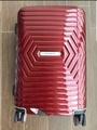 Samsonite Astra 55cm Luggage (Red)