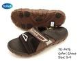รองเท้าScholl รองเท้าสกอลล์ Scholl รุ่น Basti 1U-2476 (น้ำตาล)