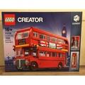 LEGO 10258 倫敦巴士