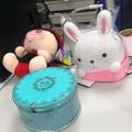 金冠Mh2025+雷標娃娃+兔兔抽紙盒