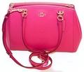 (Coach) COACH Crossgrain Leather Christie Carryall Handbag