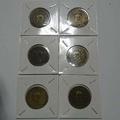 🚚 民國43年五角錢幣硬幣