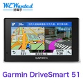Garmin 導航 DriveSmart 51 衛星導航 Wi-Fi無線更新