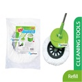 3M Scotch Brite Single Spin Mop (REFILL), Sweeper, Cleaning Mop Refill