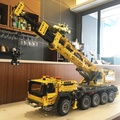 ★多樂趣★『現貨』樂拼20004 科技系列 重機吊車 電動吊車 起重機 相容 樂高 42009 LEGO