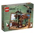 LEGO 樂高 IDEAS系列 老漁屋商店 魚屋 釣具商店 老漁屋 LT21310  🌙 Lydia 二手小館 🦄