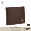 Kinloch Anderson 金安德森 皮夾 紳士品格 橫式基本 牛皮短夾 KA-168004 得意時袋