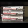 新上市~美國原裝 Black & Decker 23cm 不鏽鋼 電動麵包刀 吐司刀 EK500w