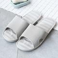 超防滑日系條紋室內拖鞋(浴室/廚房/陽台/防滑專用)