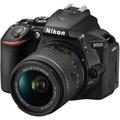 Nikon D5600 DSLR Camera with AF-P 18-55mm VR Lens Kit - intl