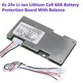 6串 24V 60A 鋰電池保護板 帶平衡