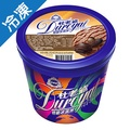 杜老爺特級冰淇淋-巧克力480G/桶
