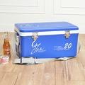 【nicegoods】冰捷可背行動式冰箱20L (釣魚 露營 保冰桶 冷凍箱)