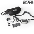 Swim Goggles Swimming Goggles with Protective Case, Nose Clip and Ear Plugs