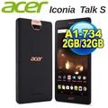 Acer Iconia Talk S A1-734 7吋四核可通話手機平板 (2G/32G)