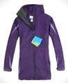 美國百分百【全新真品】Columbia 哥倫比亞 女紫 連帽外套 3in1 兩穿 保暖夾克 防水2way 免運S