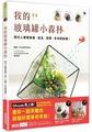 我的玻璃罐小森林:現代人療癒新寵,氣生、苔蘚、多肉輕鬆種