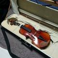 二手Amati 3/4小提琴(含所有配備)