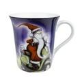 《富樂雅居》德國Konitz馬克杯-聖誕老公公 偉士牌快遞 拿鐵杯