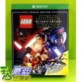 (現金價) (含X戰機+人偶) XBOX ONE 樂高星際大戰 原力覺醒 亞版 英文版 限定版