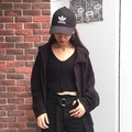 【FUZZY Select 】Adidas Original caps 黑色 愛迪達 三葉草 老帽 鴨舌帽 BK7277