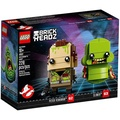 LEGO 樂高 Brickheadz 積木人偶 - LT41622 彼得·文克曼 & 史萊姆