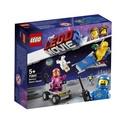 [玩具e哥] 樂高LEGO 樂高玩電影2 班尼的經典太空人小隊 70841