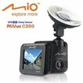 【新風尚潮流】Mio MiVue C350 測速GPS 雙預警行車記錄器 送16G記憶卡 MIO-C350