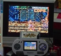 SFC NES 超任 掌上型遊戲機 AV線 可接電視 外接手把 掌機 超任 任天堂 攜帶型 超級任天堂 遊戲
