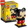 【超值現貨】LEGO樂高方頭仔系列米奇迪士尼41624拼裝小顆粒積木男孩玩具